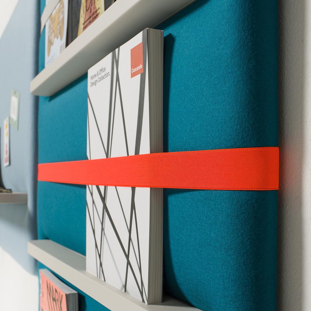 Cascando Pillow Acoustic Furniture by Robert Bronwasser.