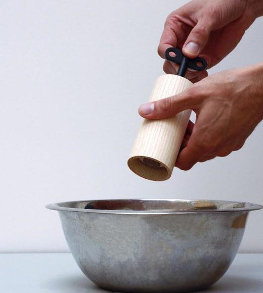 Μύλοι αλατιού και πιπεριού Salt & Pepper Box του Oscar Diaz.