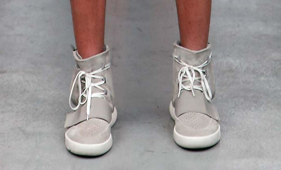 Yeezy Boost Sneaker by Kanye West X adidas originals.