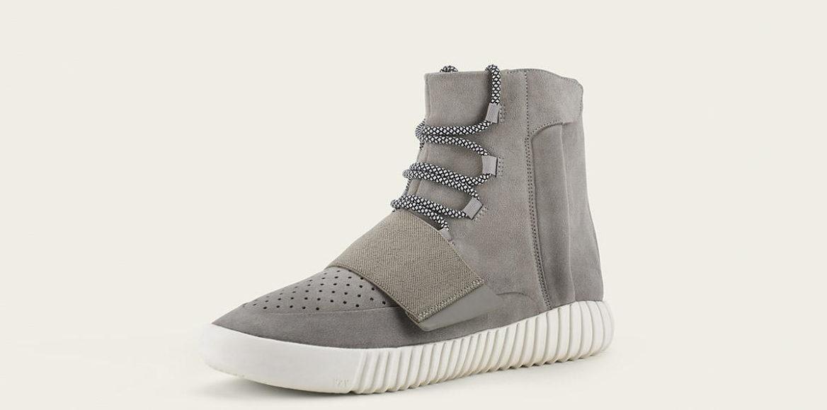 Μποτάκια Yeezy Boost του Kanye West για την adidas originals.