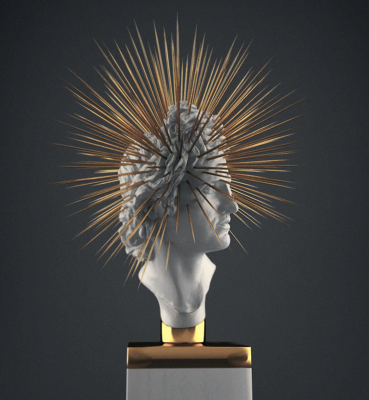 Creative Macabre Sculptures By Hedi Xandt. - Design Is This