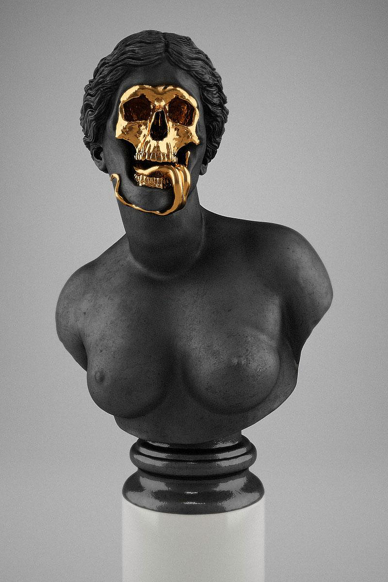Creative Macabre Sculptures by Hedi Xandt.