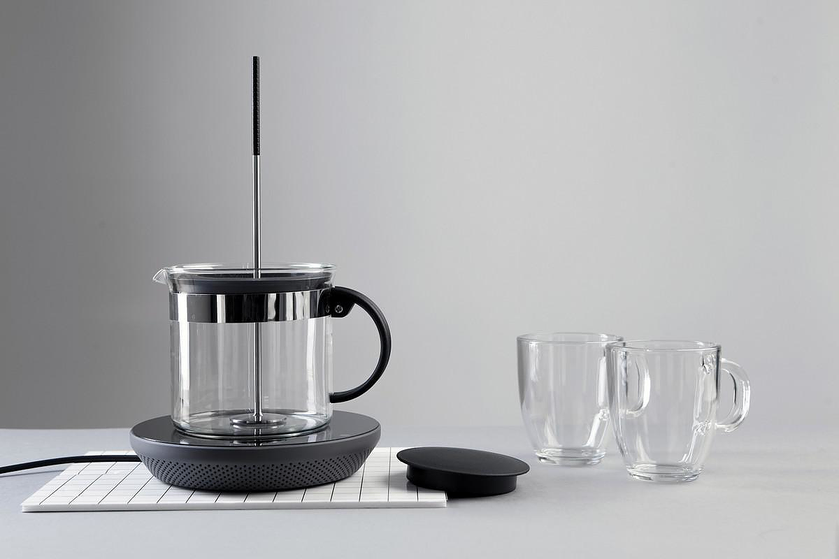 MIITO Energy Efficient Electric Kettle.