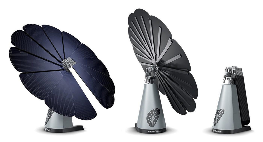 Smartflower Pop All In One Solar System Design Is This