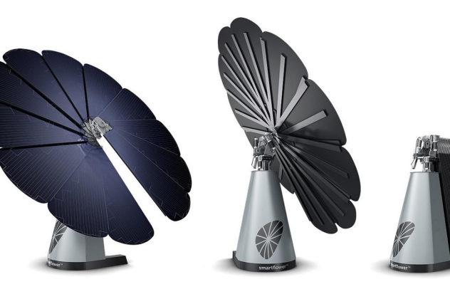 Smartflower POP All-In-One Solar System
