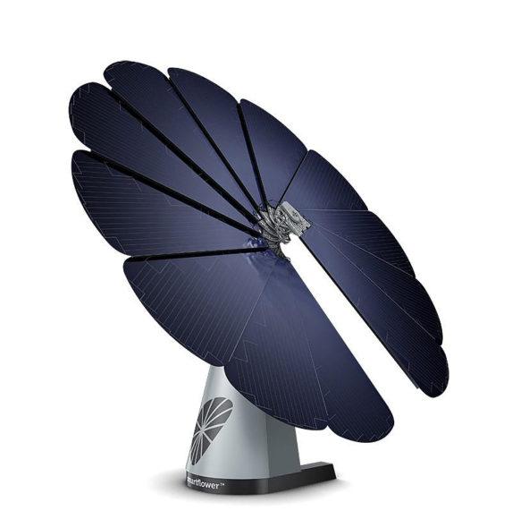Αυτόνομα φωτοβολταϊκά συστήματα Smartflower.