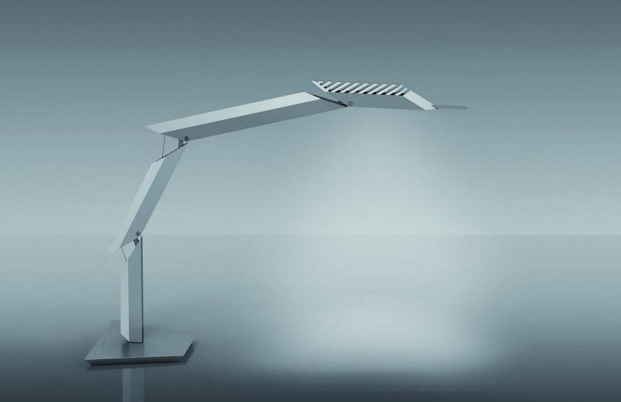 Φωτιστικό Artemide Paragon από τον Daniel Libeskind.