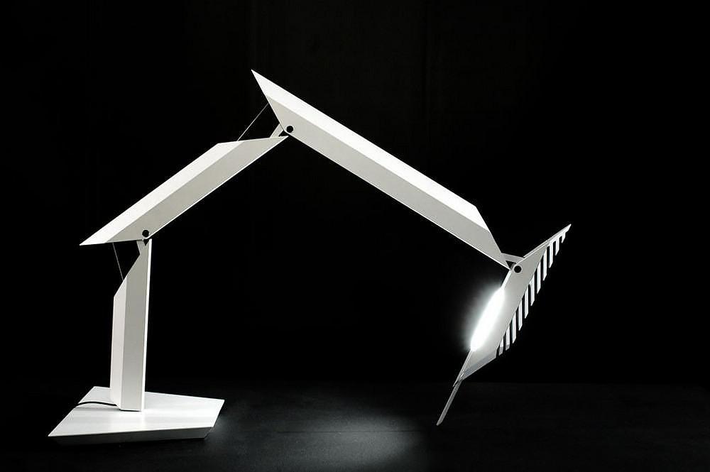 Artemide Paragon Lamp by Daniel Libeskind