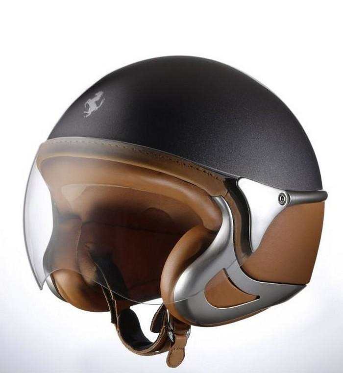 Ferrari Helmet by NewMax