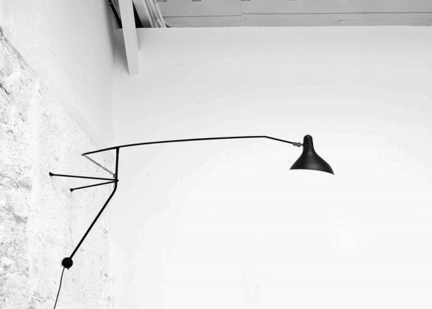 Mantis BS2 Wall Light by DCW editions