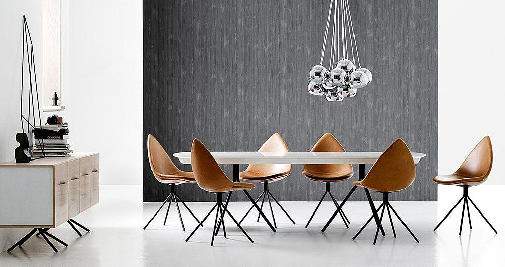 Ottawa chair by Karim Rashid for BoConcept.