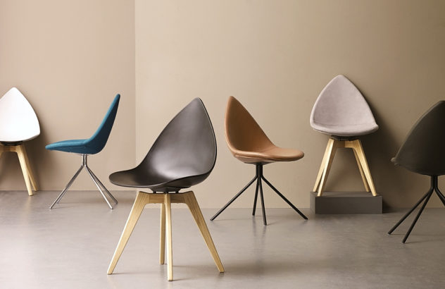 ottawa chair by karim rashid for boconcept