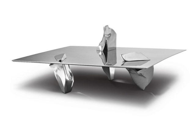 SERENO Coffee Table by Fredrikson Stallard for Driade