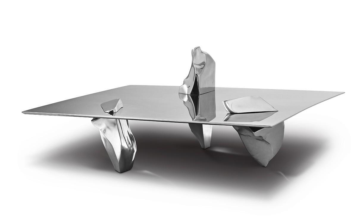 SERENO Coffee Table by Fredrikson Stallard for Driade
