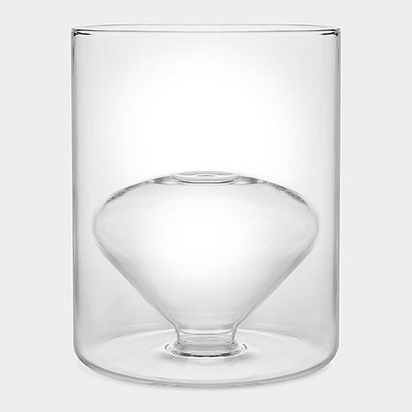 Suspended Ice Bucket by Rodolfo Dordoni.