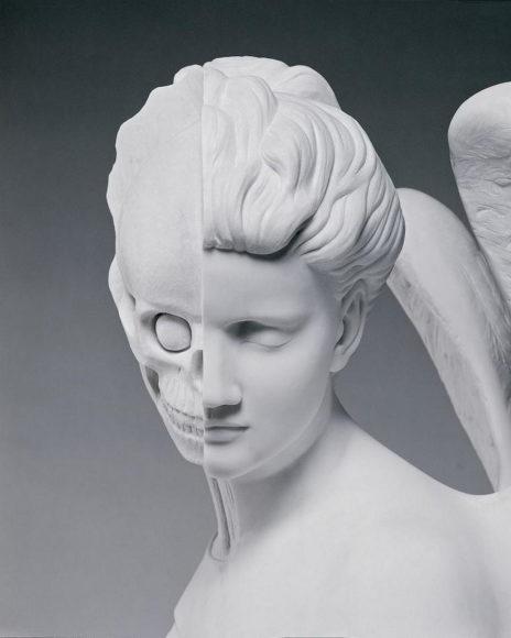 Η Ανατομία Ενός Αγγέλου του Damien Hirst.