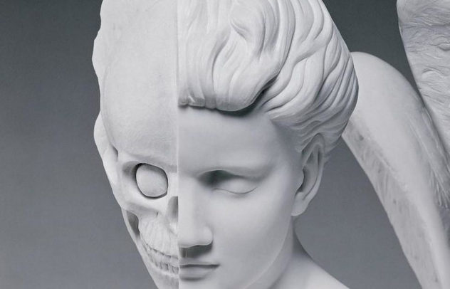 the Anatomy of an Angel by Damien Hirst (5)
