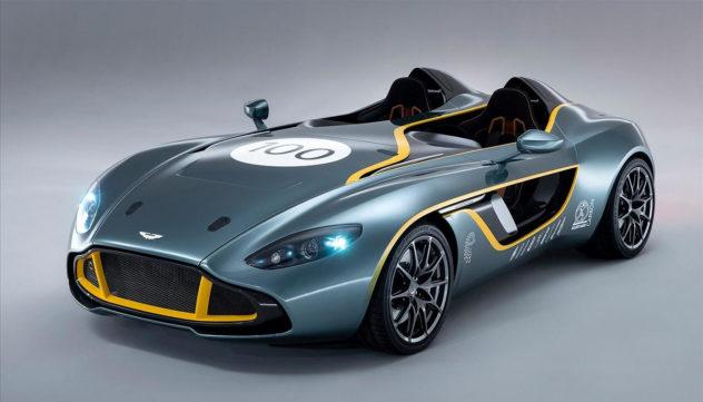 Aston Martin CC100 Speedster Concept Car (10)