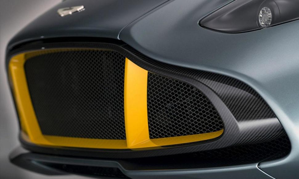 Επετειακή Aston Martin CC100 Speedster.