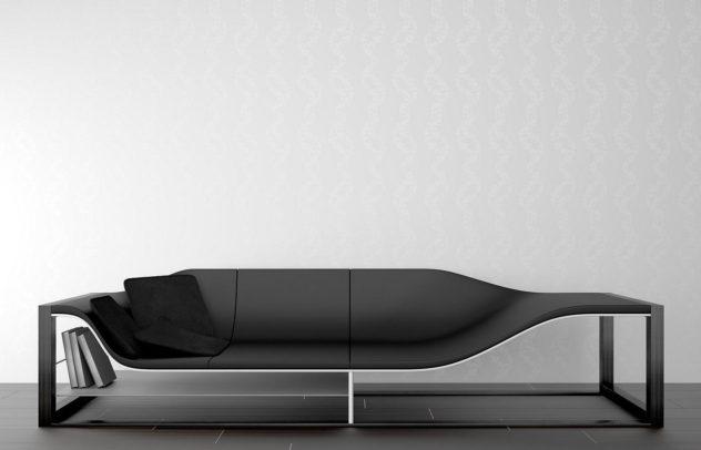 Bucefalo Sofa by Emanuele Canova