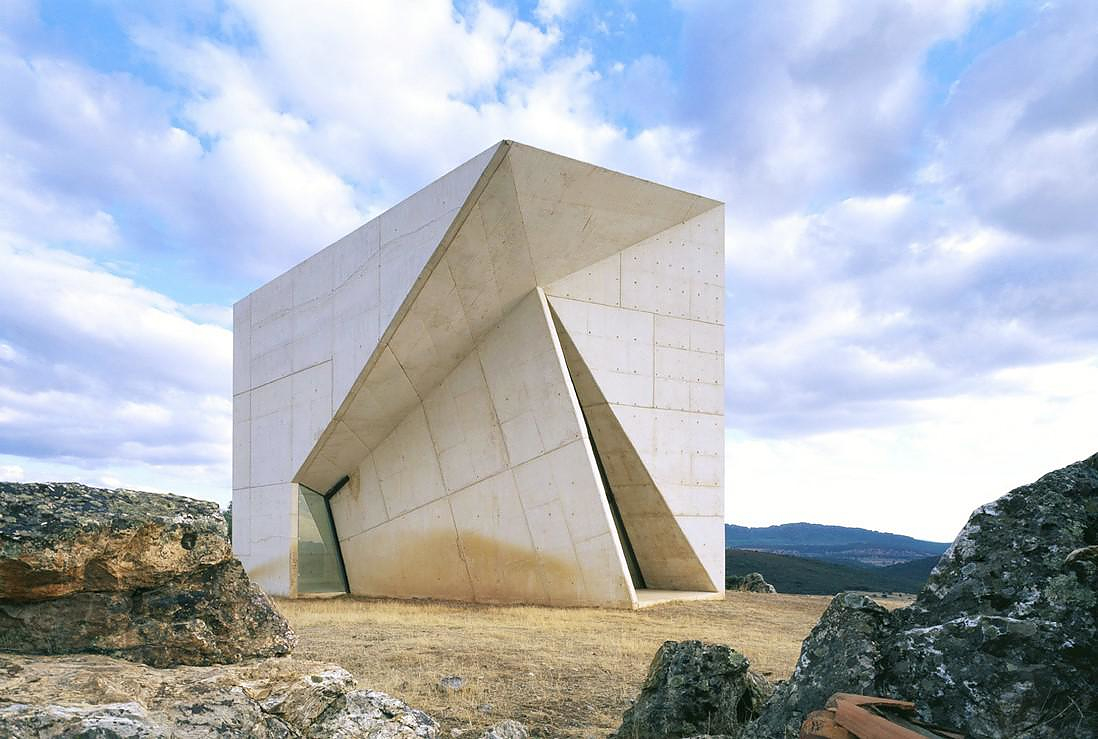 chapel of valleacer u00f3n by s m a o