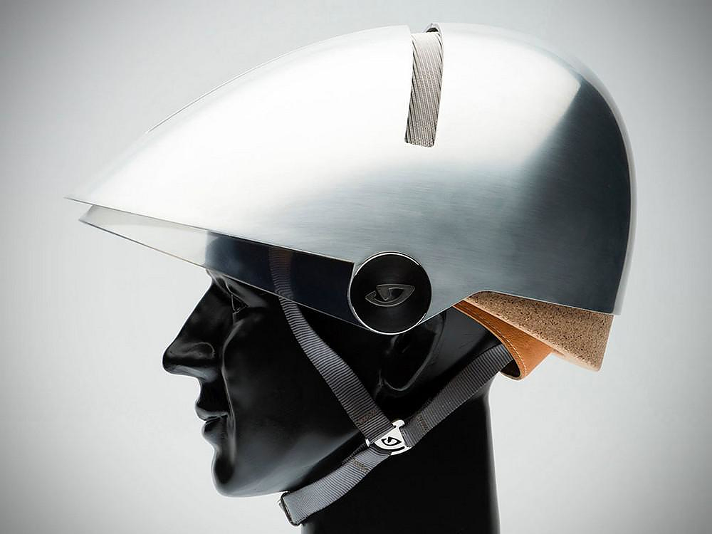 StARCKBIKE Helmet by Philippe Starck for Giro