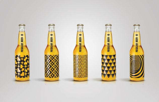 REGULAR BEER – A beer packaging concept by Kamil Piatkowski (2)