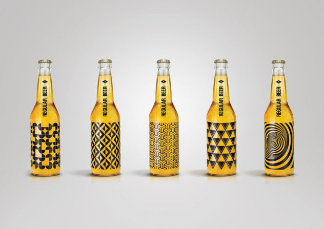 REGULAR BEER – A beer packaging concept by Kamil Piatkowski (2)