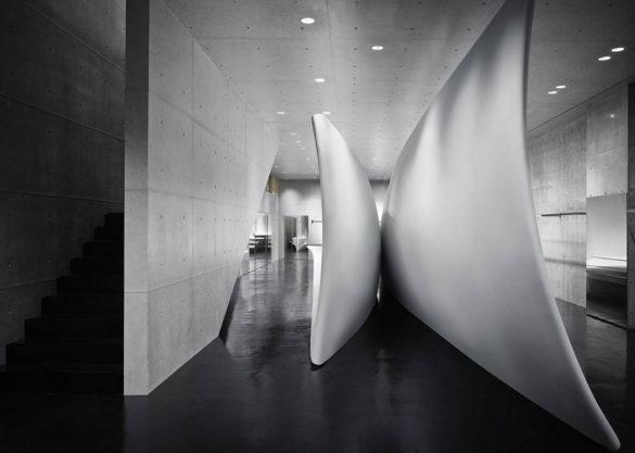 Μπουτίκ Neil Barrett στο Τόκυο από την Zaha Hadid