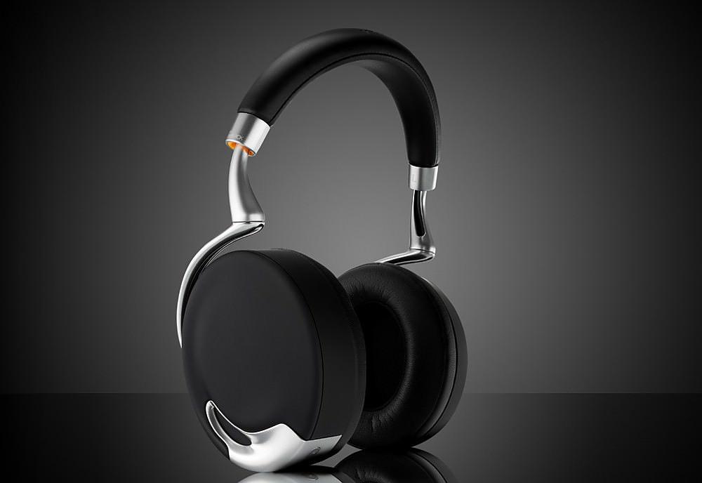 Parrot Zik 2.0 Headphones by Philippe Starck