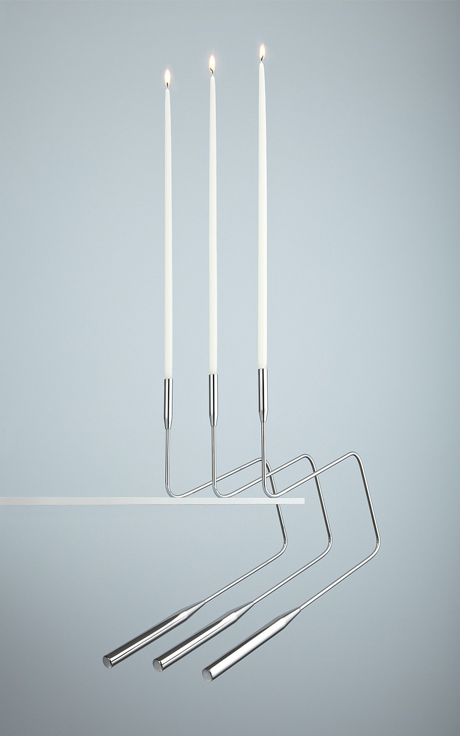 Poise Counterweighted Candelabra by Two Create.