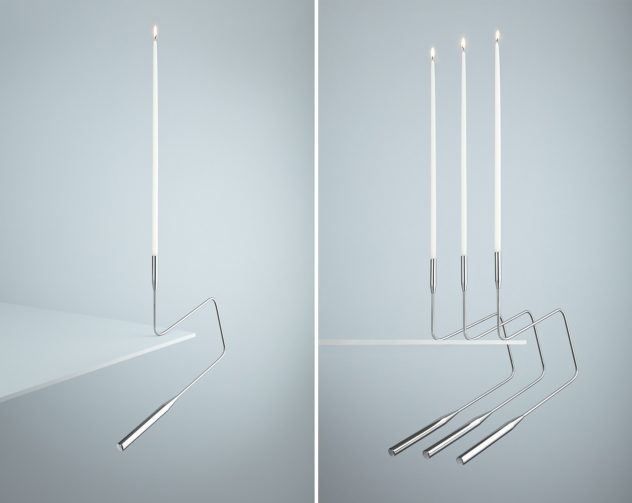 Poise Counterweighted Candelabra by Two Create