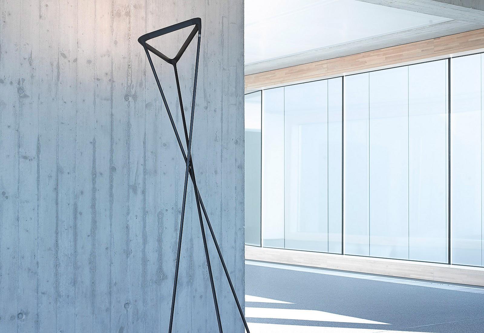 Luceplan TANGO Led Floor Lamp.