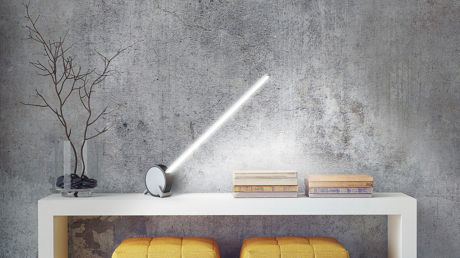 VARA Desk Led Light by Holy Trinity