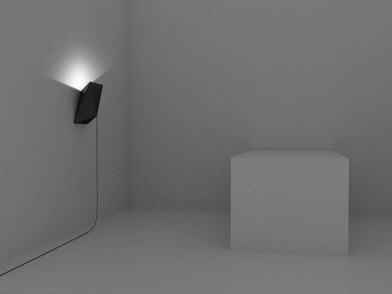 Πολυχρηστικό φωτιστικό BAT του Julien de Smedt.