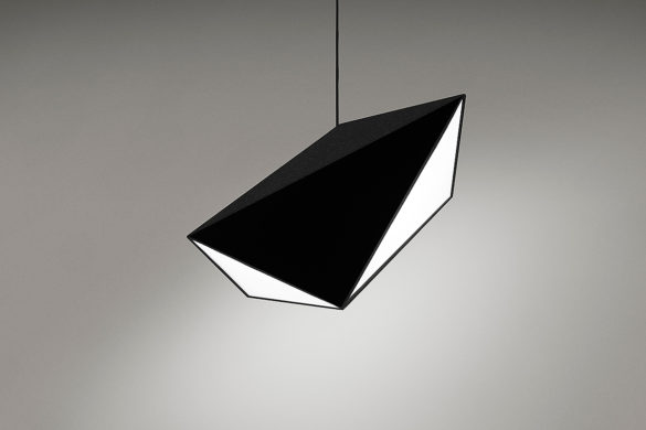 BAT lamp by Makers with Agendas design Julien de Smedt