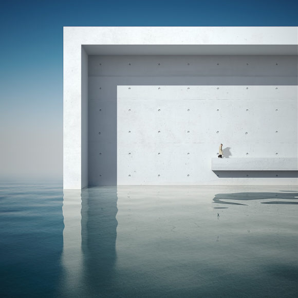 Αρχιτεκτονικές φωτογραφίες έργα τέχνης από τον Michele Durazzi.