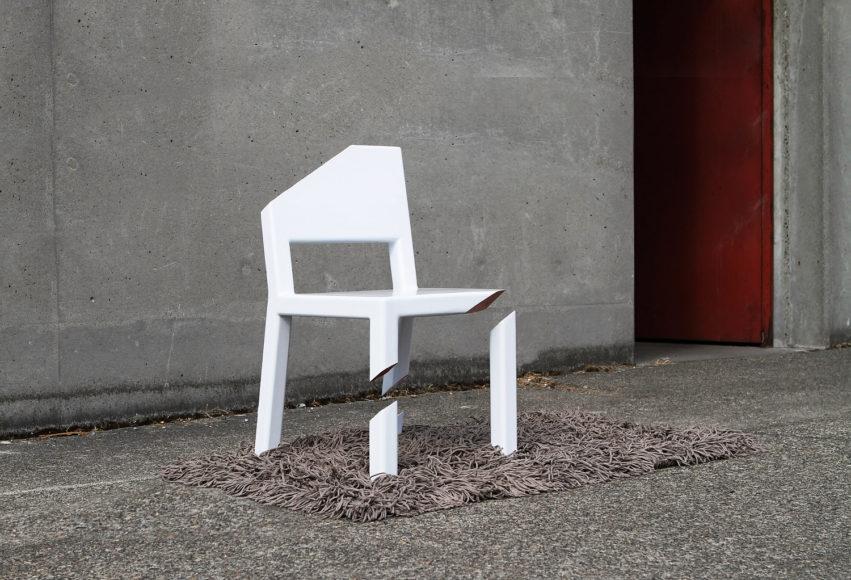 Η μαγική καρέκλα του Peter Bristol.