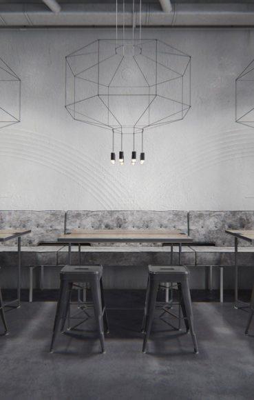 Ιαπωνικό εστιατόριο HIKKI από τον Alexander Yukhimets.