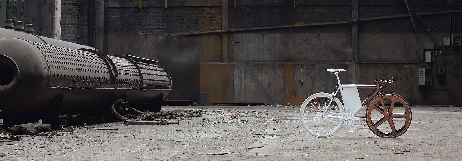Πρωτότυπο ποδήλατο Peugeot DL121.
