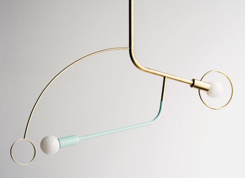 Καλλιτεχνικά φωτιστικά από τον Jean-Pascal Gauthier.