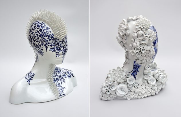 Contemporary Ceramic Art by Juliette Clovis