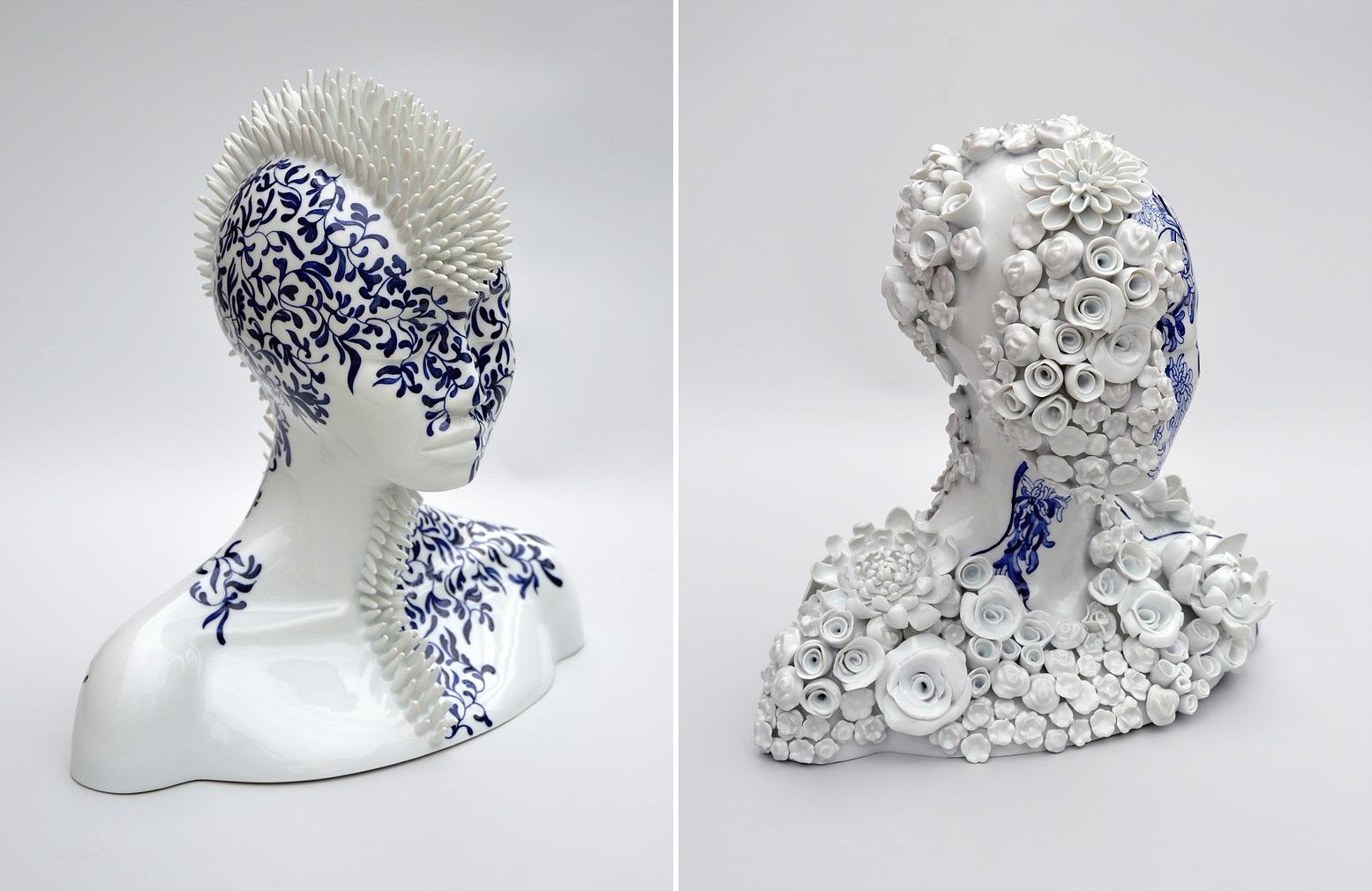 Porcelain Artworks By Juliette Clovis Design Is This