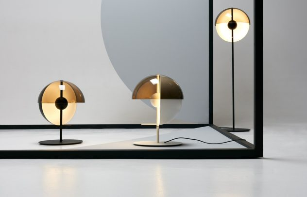 Theia Lamp by Mathias Hahn for Marset