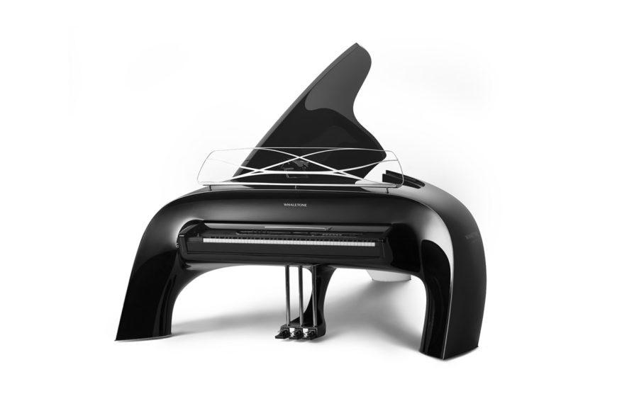 Ψηφιακό Πιάνο Whaletone του Robert Majkut.