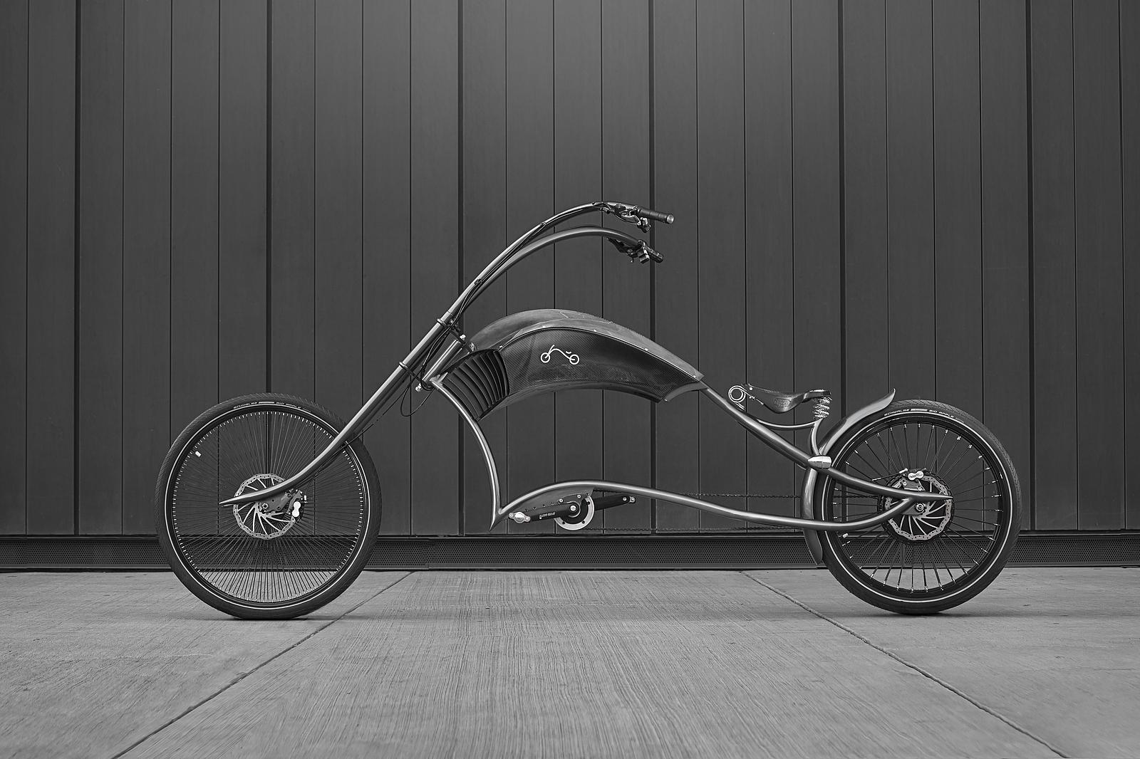 ARCHONT electro Chopper E-Bike by Ono Bikes