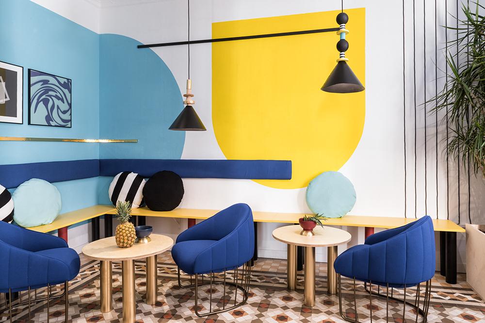 Valencia Lounge Hostel by Masquespacio.