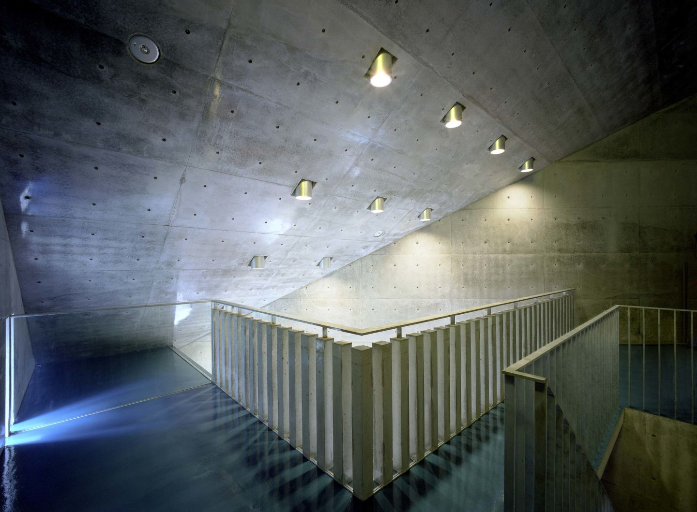 Nagasaki Peace Museum by Furuichi and Associates.