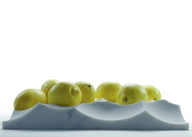 MARE TRANQULLITATIS tray by Shiro Studio