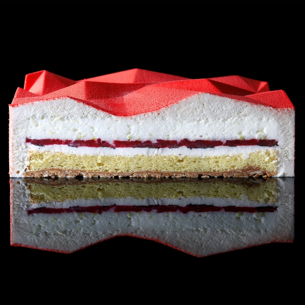 Architectural Pastry by Dinara Kasko.